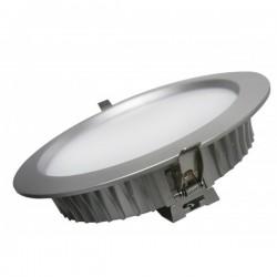 Luminaire Encastrable Rond Blanc 24W Intensité  Réglabe Blanc ou Argent - SAMSUNG