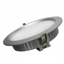 DOWNLIGHT 24W Regulable Blanc o Plata - SAMSUNG - Llum Neutral