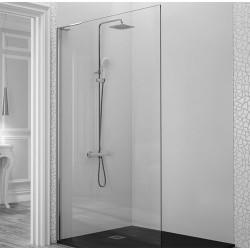 Porte de douche de 90 cm