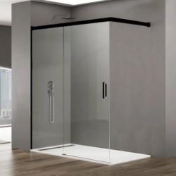 White Shower Screen