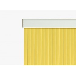 YELLOW Curtains PVC