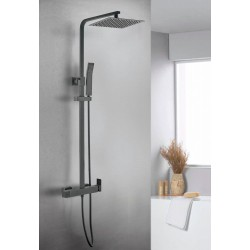 Shower column  Black