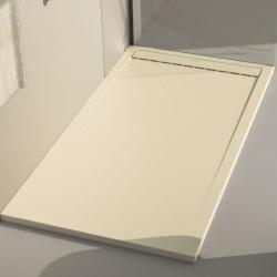 Grey Shower Plate