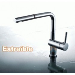 Extractable Faucet