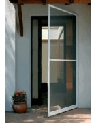 Pleated Door Insect Screens / Nets Made To Order