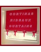 Ofrecemos una amplia gama de cortinas para tu hogar, PVC o Aluminio para exterior,  Estores Enrollables, Nevaflex dual día y noche, Cortinas Técnicas de nueva generación etc...